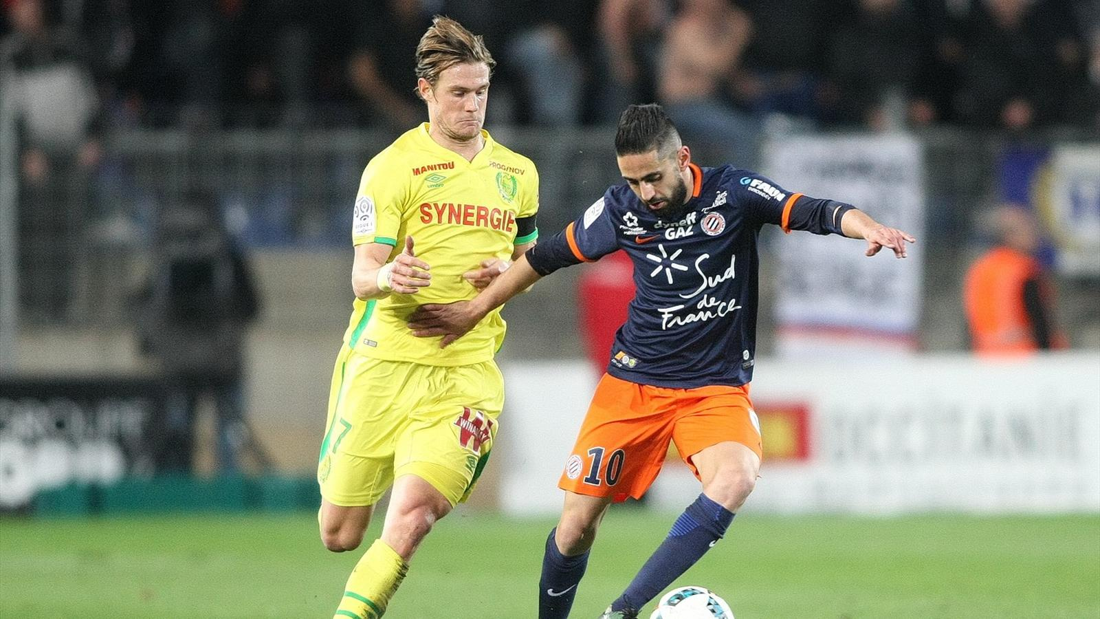 ryad boudebouz quitte montpellier pour le betis s ville transferts 2016 2017 football. Black Bedroom Furniture Sets. Home Design Ideas