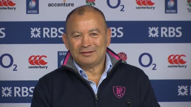 Jones urges England to make history with Grand Slam