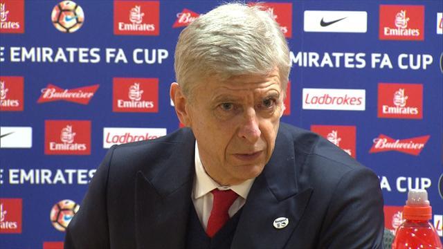 Wenger: Criticism after Bayern match was unfair