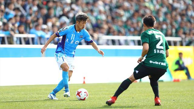 50-летний японский футболист Миура принёс собственной команде победу