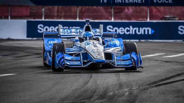 IndyCar: début de la saison à St. Petersburg