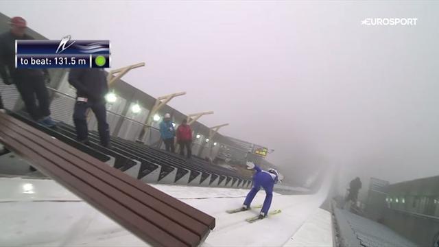 Yuki Ito jumps into the unknown in Oslo