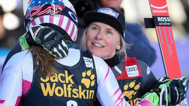 Ski: Worley 6e après la première manche du slalom géant d'Aspen