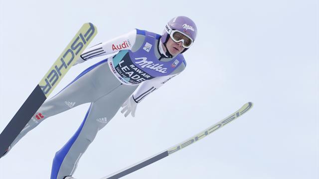 """Wellinger übernimmt Führung in der """"Raw Air""""-Serie"""