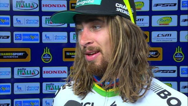 """Sagan im Siegerinterview: """"Es war verrückt"""""""