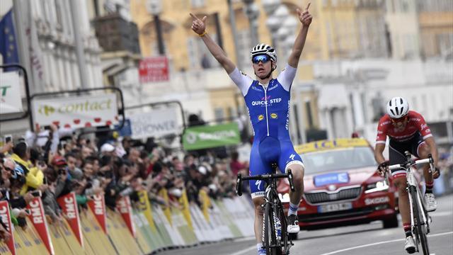 Contador, De la Cruz, Henao : revivez le fabuleux final de la dernière étape