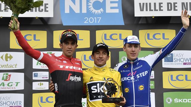 La mythique course s'élancera de Chatou — Paris-Nice