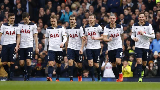 Tottenham farklı tarifeyle yarı finalde