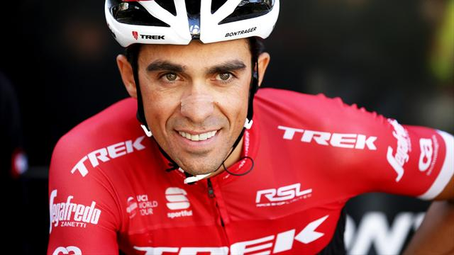 El brutal dato que demuestra la regularidad y fiabilidad de Contador en vueltas por etapas