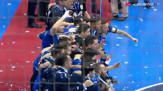 Vídeo: El Inter Movistar, campeón tras una vibrante tanda de penaltis