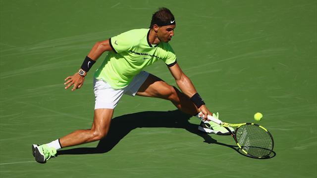 Nadal-Federer en huitième, ça se précise