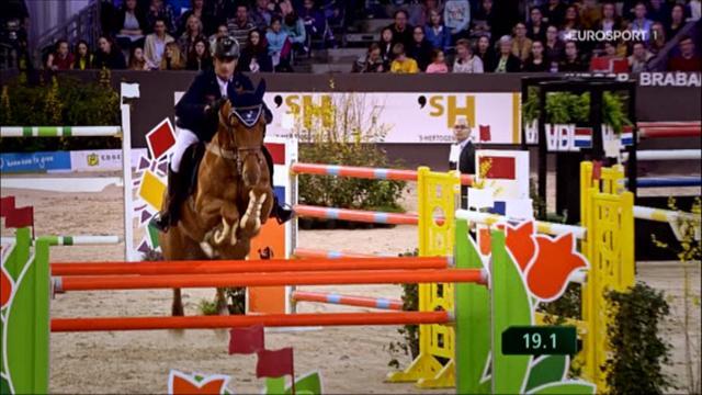Rolex Minute: tripletta olandese all'Indoor Brabant