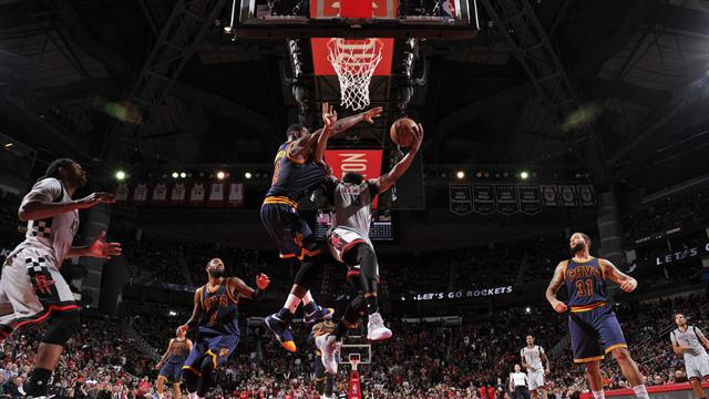 I risultati della notte: Harden show e Houston batte Cleveland