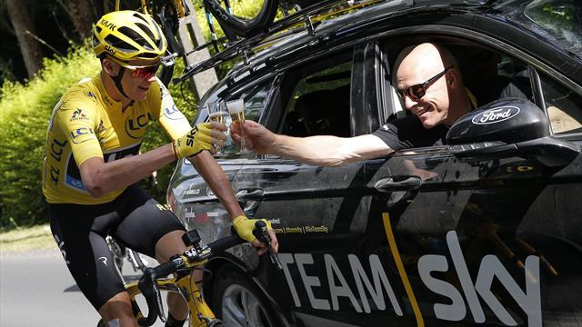 Henao résiste à Contador... pour deux secondes — Paris-Nice