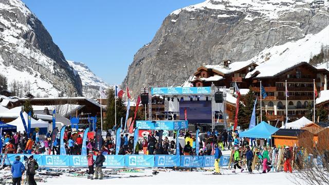 Altigliss, le grand rendez-vous planétaire des étudiants à Val d'Isère