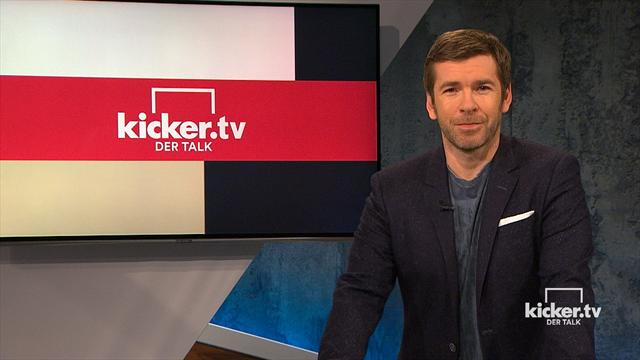 """""""kicker.TV - Der Talk"""": Die ganze Sendung zum Thema Abstiegskampf in der Bundesliga"""