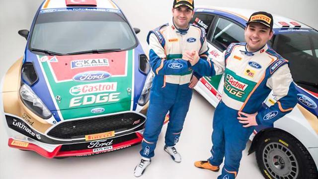Castrol Ford Team Turkey set for major ERC bid