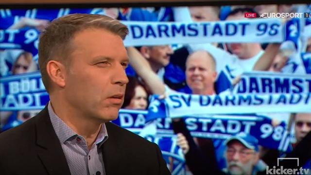 """Knäbel lobt Darmstadt-Coach Frings: """"Klasse, was er macht!"""""""