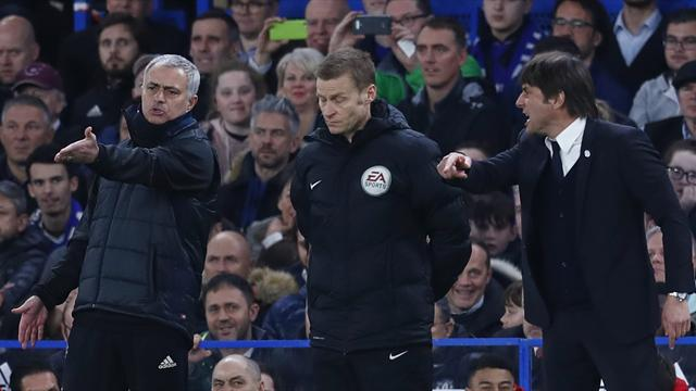Manchester United boss Jose Mourinho: Chelsea remain the team to beat