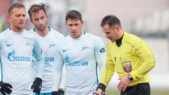 «Зенит» признаны верными: главные решения судьи Турбина вматче «Амкар»