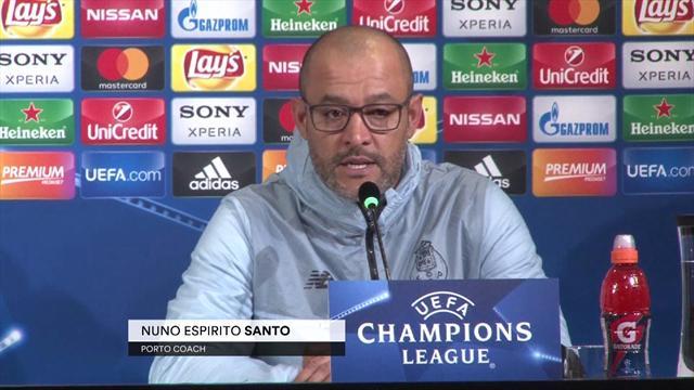 Pressekonferanse: Porto