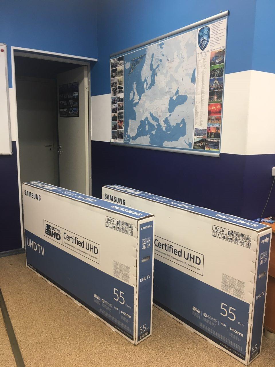 Телевизоры для Будогосского и Турбина