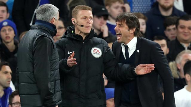 """Conte, Mourinho, Giuda e un """"rumble in the Bridge"""" indimenticabile"""