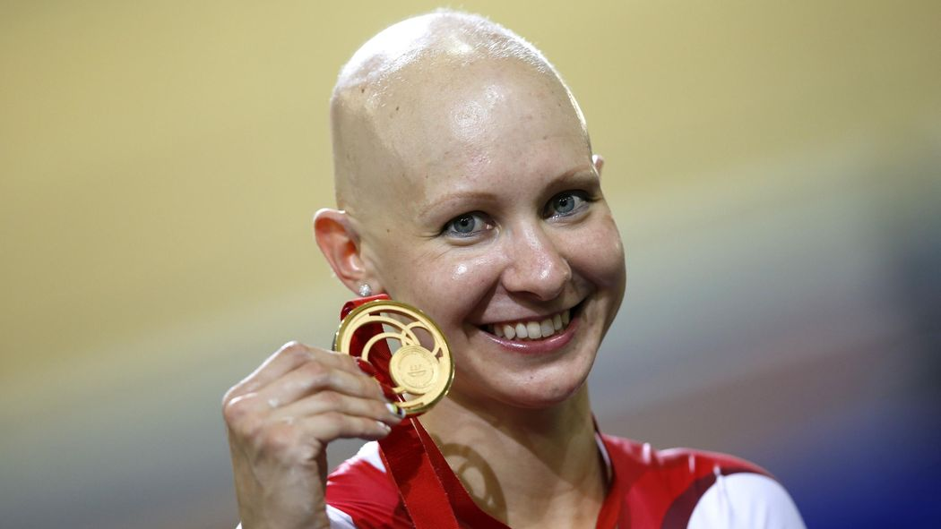 Two Time Olympic Champion Joanna Row Shand Announces Retirement From International Cycling Eurosport Uk