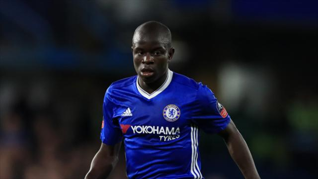 FA Cup match-winner N'Golo Kante proves a mighty midfield presence for Chelsea
