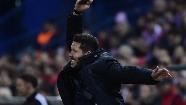 Simeone sigue agrandando el escudo del Atlético de Madrid por Europa