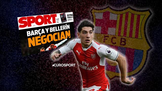 Euro Papers: Barcelona 'negotiate' with Bellerin ahead of summer swoop
