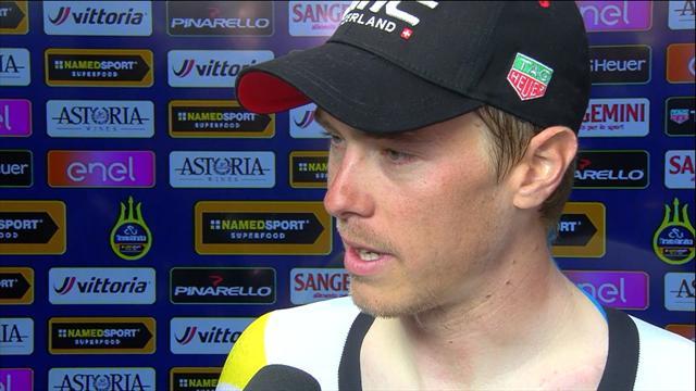Dennis über seinen Zeitfahrsieg bei Tirreno
