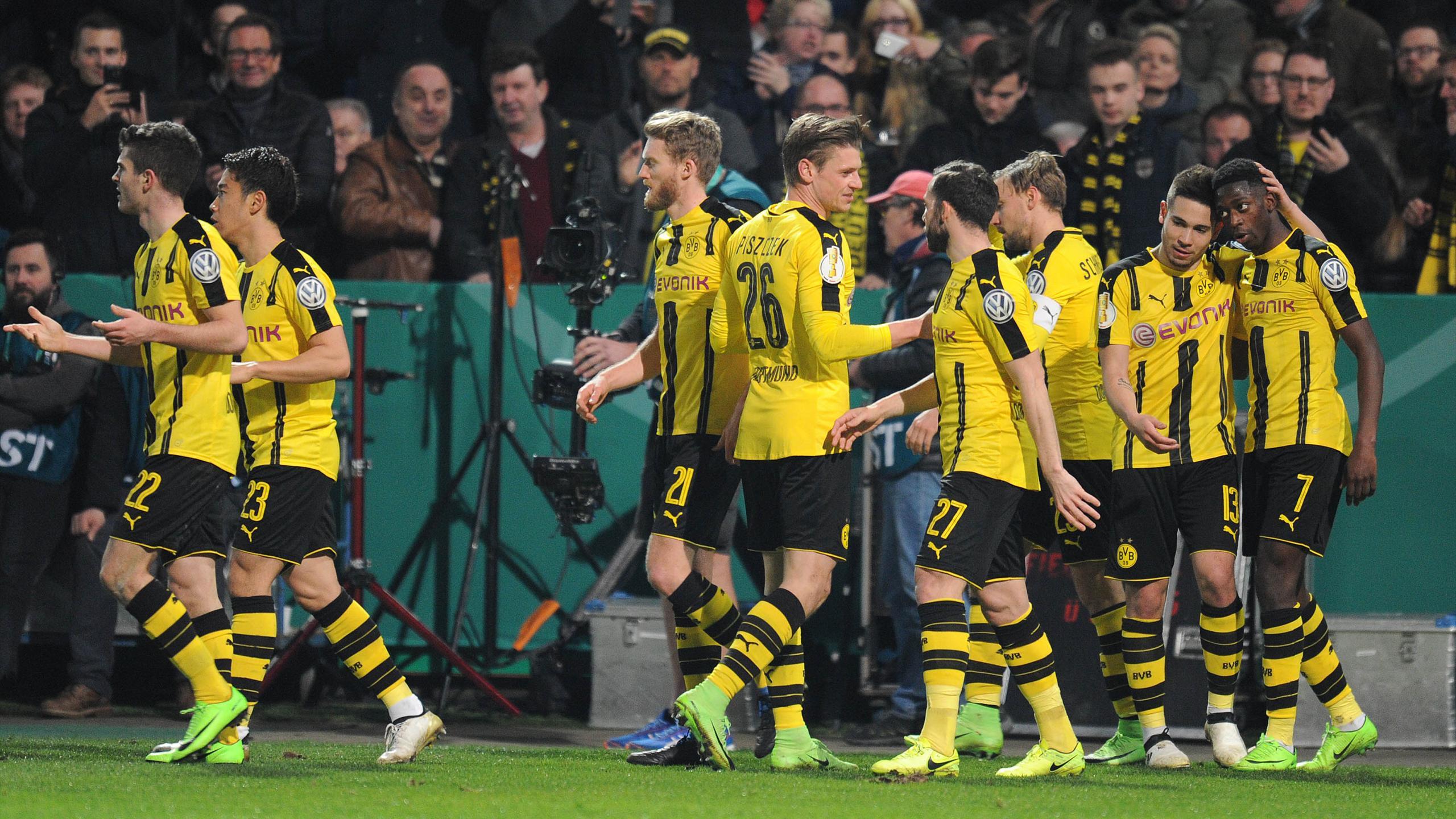 Dortmund Gegen Bayern Dfb Pokal Finale 2021