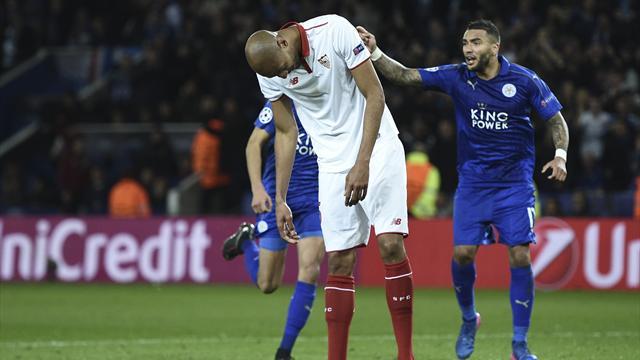 Champions League (octavos), Leicester-Sevilla: Ser y no fue (2-0, global 3-2)