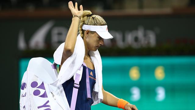 Кербер снова возглавила рейтинг WTA, Кузнецова – седьмая