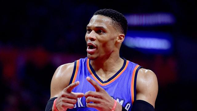 Westbrook'tan bir triple-double daha