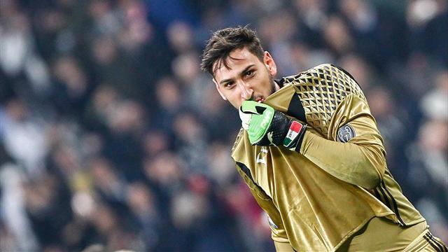 Edicola: Il Real Madrid vuole Donnarumma, l'Inter ha in pugno Schick