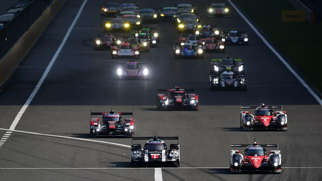 Чемпионат мира FIA по автогонкам на выносливость