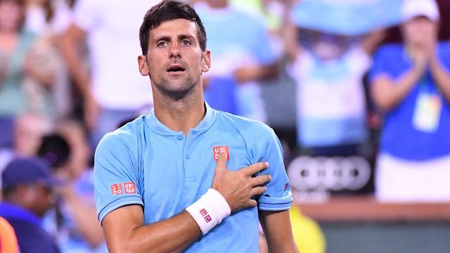 En une seule nuit, Djokovic a rejoint Federer et Nadal et égalé Sampras