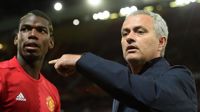 Wegen Pogba: Mourinho giftet gegen United-Legende Scholes