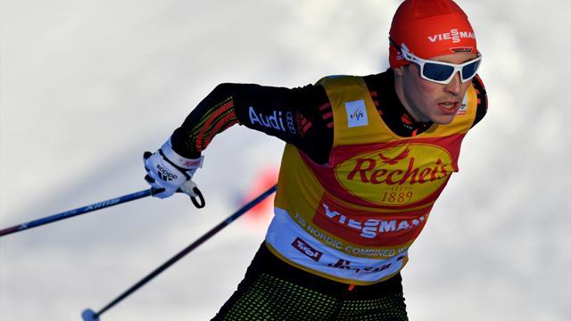 Frenzel siegt in Trondheim vor Rydzek und übernimmt Weltcup-Führung