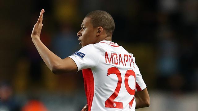 Une galette parfaite de Silva et Mbappé a lancé Monaco