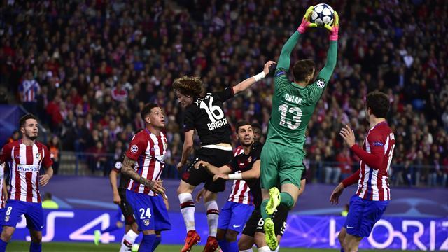 Fidèle au rendez-vous, l'Atlético fait lui aussi partie de la fête