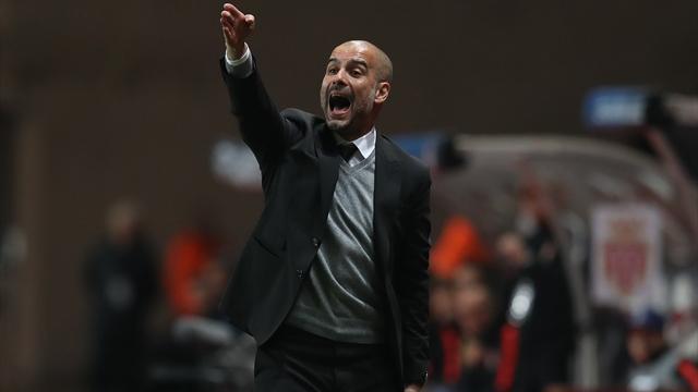 """Guardiola : """"Nous n'avons joué que 45 minutes"""""""