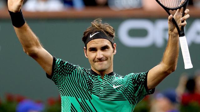 Les 5 stats qui rendent la victoire de Federer exceptionnelle