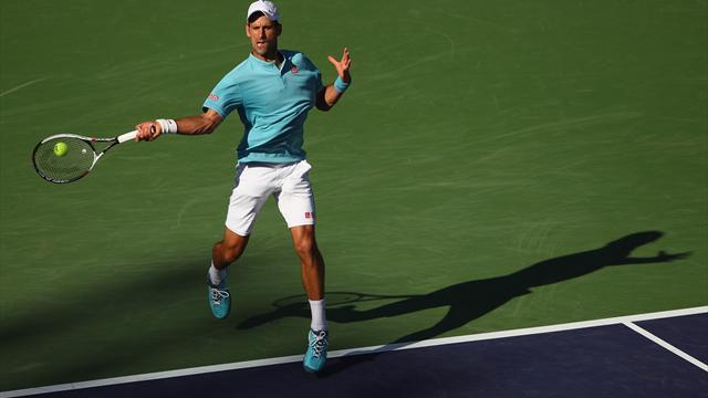 Tennis: Aus für Djokovic gegen Kyrgios - Federer besiegt Nadal