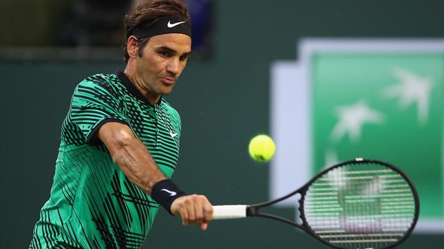"""Excellent face à Nadal, Federer s'est """"surpris"""" : """"Je ne pensais pas que ça marcherait si bien"""""""