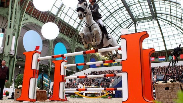Hermes созвал лучших всадников мира на международные соревнования в Париже