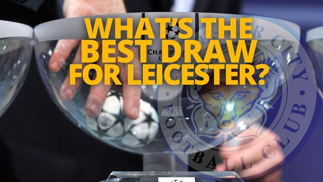 Can Leicester shock Europe again? Their chances against each opponent