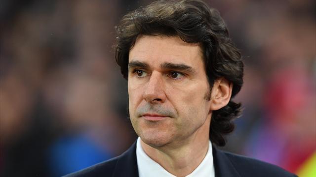 Aitor Karanka, destituido como entrenador del Middlesbrough